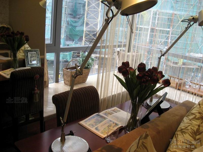 中式现代卧室卧室潮流混搭卧室设计图片赏析