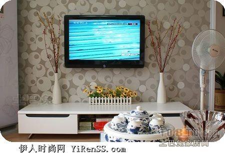精美大小89平混搭二居客厅装修实景图片大全客厅潮流混搭客厅设计图片赏析