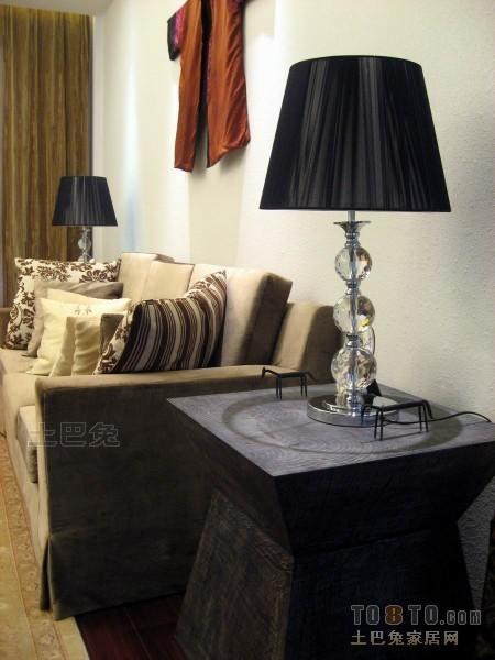 中式现代客厅客厅潮流混搭客厅设计图片赏析