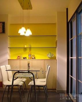 精选面积88平公寓现代效果图片欣赏