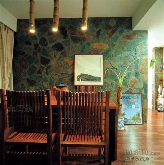 热门90平方二居餐厅混搭装修图片厨房潮流混搭餐厅设计图片赏析