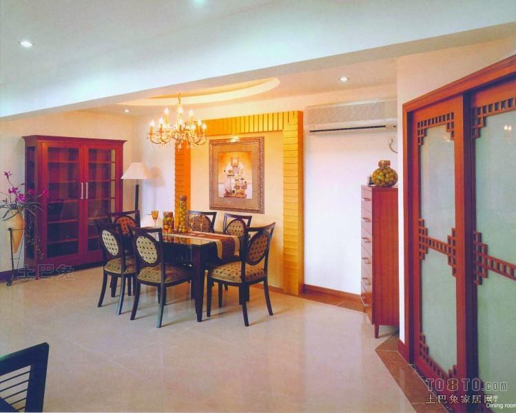 热门面积139平复式餐厅混搭装修图厨房潮流混搭餐厅设计图片赏析