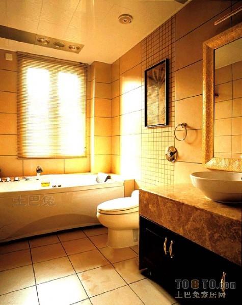 卫生间3.jpg卫生间潮流混搭卫生间设计图片赏析