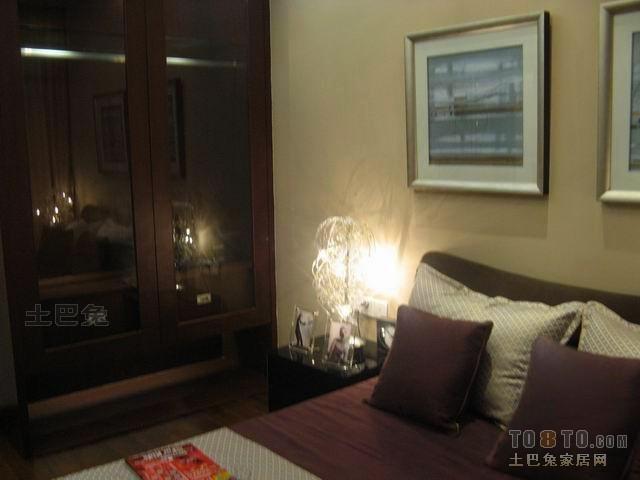 精选面积99平混搭三居卧室装修实景图片大全卧室潮流混搭卧室设计图片赏析