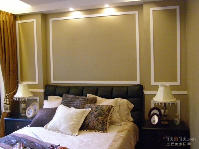 热门104平米三居卧室混搭装饰图片欣赏卧室潮流混搭卧室设计图片赏析