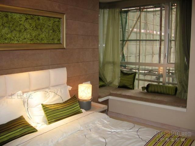 卧室1.bmp卧室潮流混搭卧室设计图片赏析
