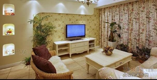 客厅1.bmp客厅潮流混搭客厅设计图片赏析