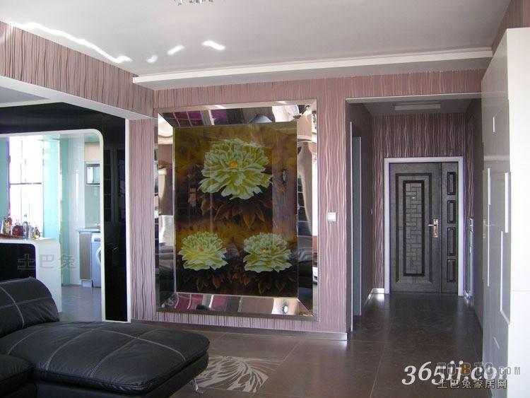 2018精选81平方二居客厅混搭装修实景图客厅潮流混搭客厅设计图片赏析