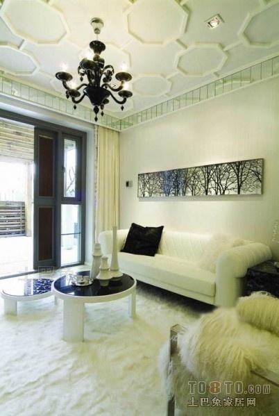 精选面积133平复式客厅混搭装饰图片大全客厅潮流混搭客厅设计图片赏析