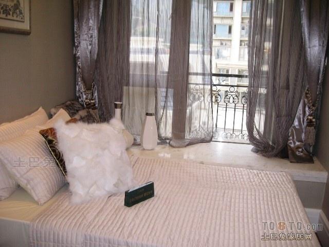 精选面积102平混搭三居卧室装修欣赏图片大全设计图片赏析