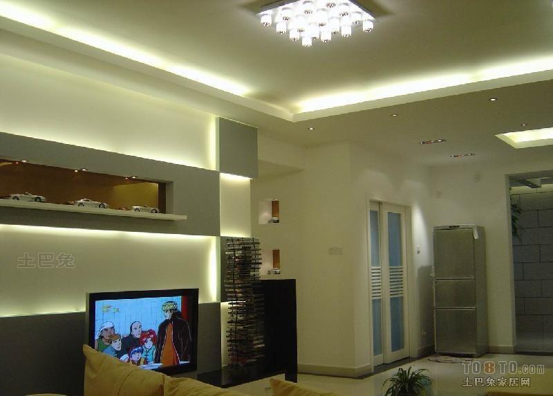 热门大小87平混搭二居客厅装修图客厅潮流混搭客厅设计图片赏析