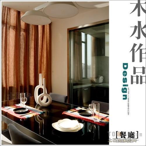 热门面积117平复式餐厅混搭装修欣赏图片厨房潮流混搭餐厅设计图片赏析