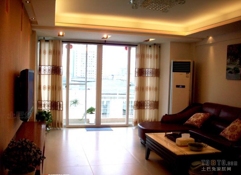 精选124平米混搭复式客厅设计效果图客厅潮流混搭客厅设计图片赏析