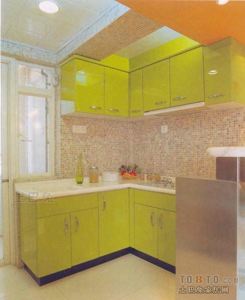 精选99平米三居厨房混搭效果图片餐厅潮流混搭厨房设计图片赏析