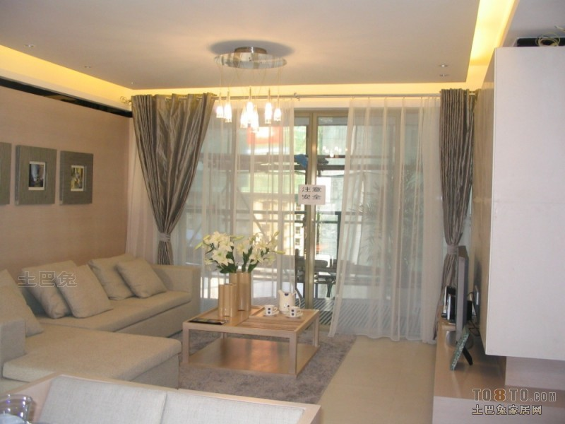 质朴112平混搭三居客厅设计图客厅潮流混搭客厅设计图片赏析