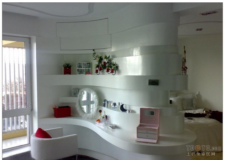 精致111平混搭三居卧室装饰美图卧室潮流混搭卧室设计图片赏析