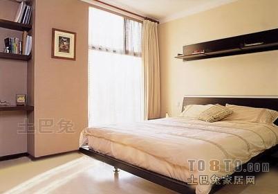平米混搭复式卧室装修实景图卧室潮流混搭卧室设计图片赏析