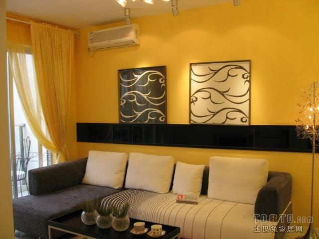 客厅4.bmp客厅潮流混搭客厅设计图片赏析