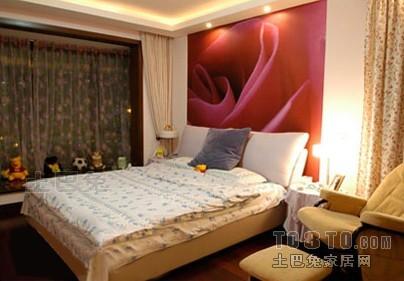 精美大小97平混搭三居卧室装修效果图片大全卧室潮流混搭卧室设计图片赏析