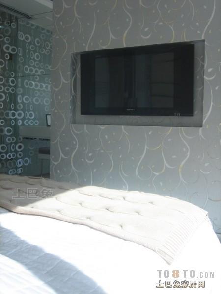 华丽68平混搭二居卧室美图卧室潮流混搭卧室设计图片赏析