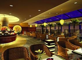 宾馆自助餐厅设计