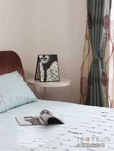 浪漫20平混搭小户型卧室装修设计图卧室潮流混搭卧室设计图片赏析