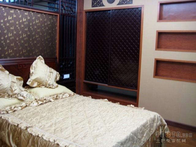 精美92平米三居混搭装修实景图片卧室潮流混搭卧室设计图片赏析