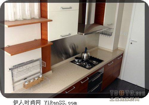 热门混搭四居厨房装修效果图片潮流混搭设计图片赏析
