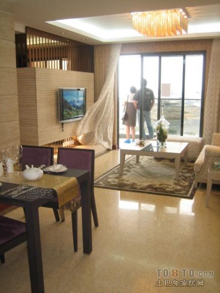 精致84平混搭三居客厅装饰美图客厅潮流混搭客厅设计图片赏析