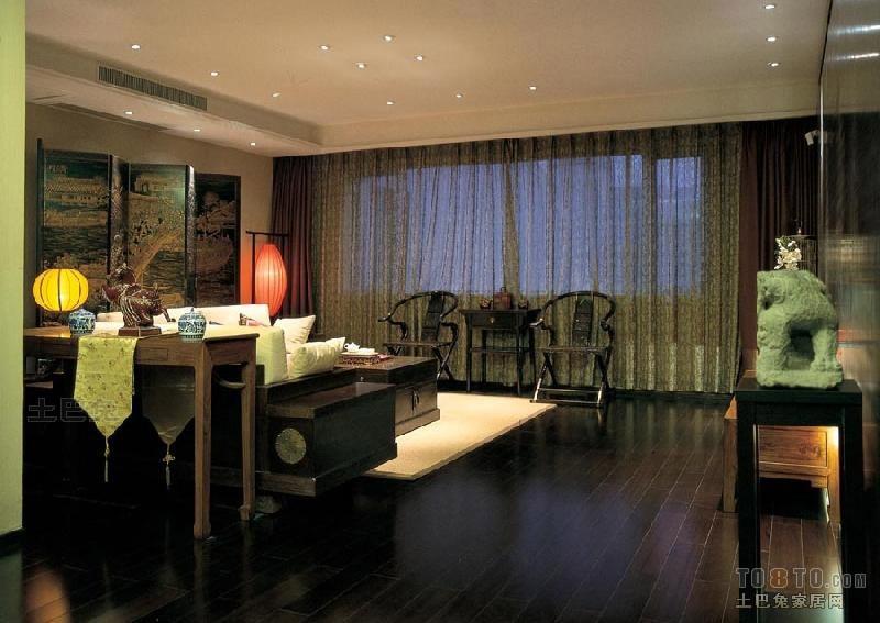 精选面积113平混搭四居客厅效果图片欣赏客厅潮流混搭客厅设计图片赏析