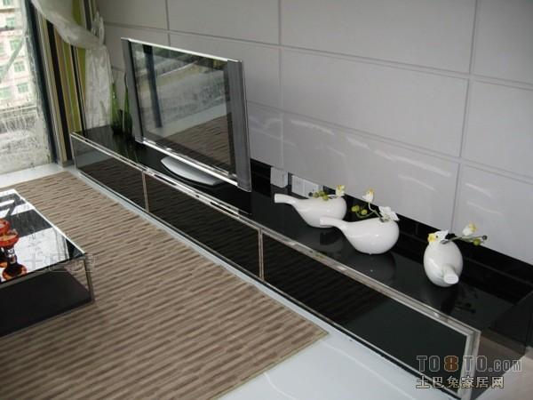 精美90平混搭二居装修欣赏图客厅潮流混搭客厅设计图片赏析