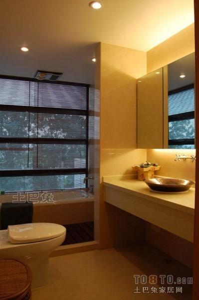 精美面积94平混搭三居卫生间装修设计效果图卫生间潮流混搭卫生间设计图片赏析
