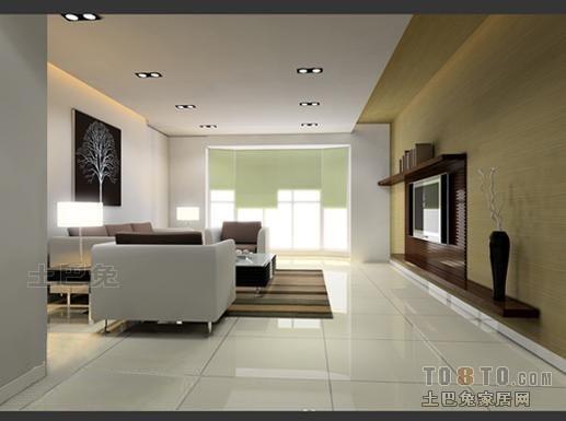 精选大小73平混搭二居客厅装修实景图客厅潮流混搭客厅设计图片赏析