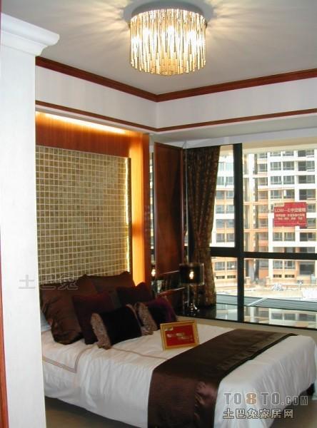 欧式现代卧室卧室潮流混搭卧室设计图片赏析
