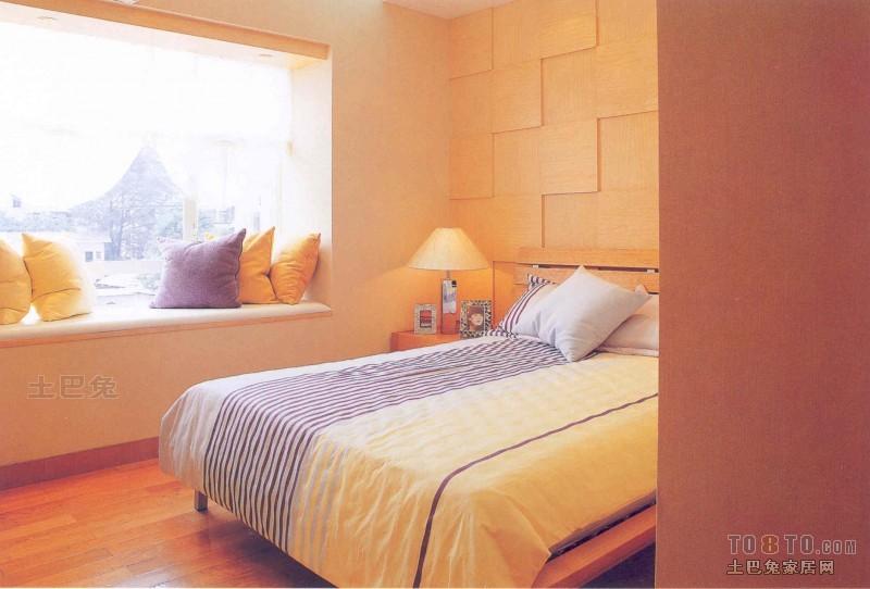 典雅106平混搭三居卧室实景图片卧室潮流混搭卧室设计图片赏析