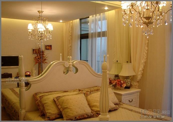 精美101平方三居卧室混搭设计效果图卧室潮流混搭卧室设计图片赏析