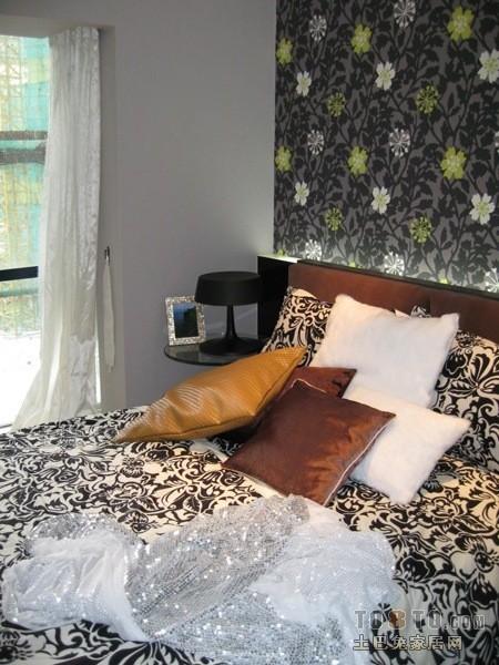 20精选82平米二居卧室混搭装修欣赏图片设计图片赏析