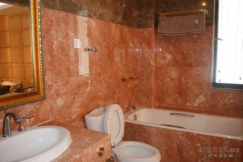 明亮36平混搭小户型卫生间设计图卫生间潮流混搭卫生间设计图片赏析