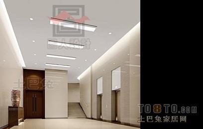 办公楼装修效果图 深圳图人设计有限公司作品