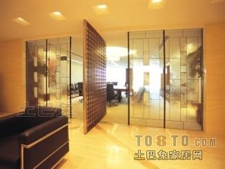 办公楼装修效果图 深圳远鹏装饰设计作品