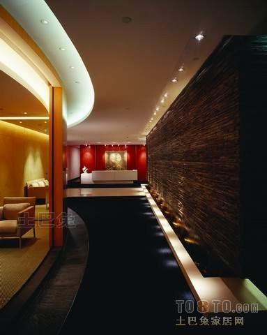 办公楼装修效果图 深圳市本色装饰设计工程有限公司作品