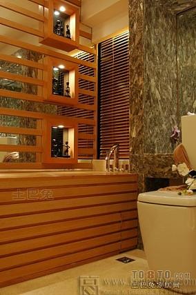 酒店小卫生间装修图