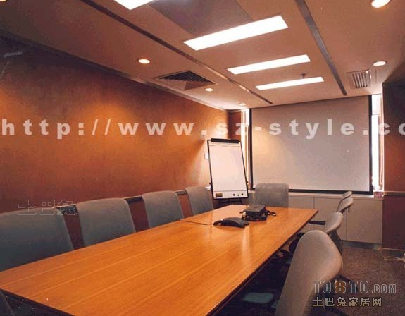 办公楼装修效果图 深圳市时代装饰工程有限公司作品