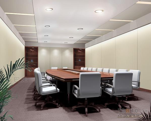 办公楼装修效果图 深圳市卓艺装饰设计工程有限公司作品