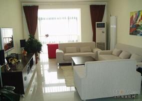 休闲90平米房子简单装修图