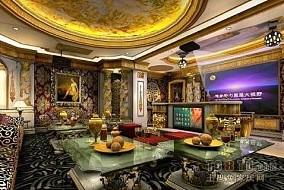 现代美式别墅设计装修大全