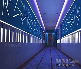 热门现代loft休闲区装修实景图片