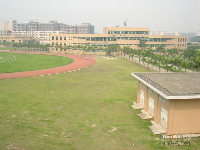 学校 写字楼设计作品 孚玉装修 高清图片