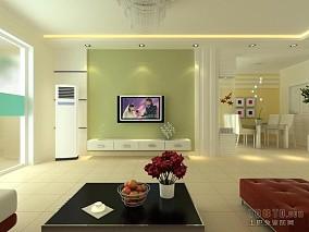 欧式风格别墅中空客厅装修效果图欣赏