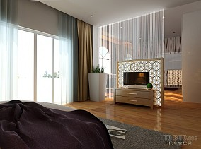 欧式风格卧室图片欣赏